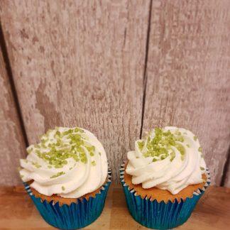 Vanilla Vegan Cupcake
